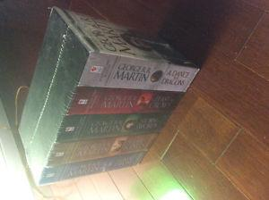 Game of Thrones - Complete box set (sealed)