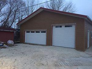 In The County Garage Door & Operators Installation &
