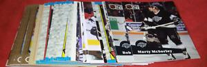 L.A.Kings hockey card lot