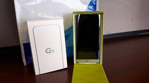 LG-G5 Unlocked New In Box With Accessories