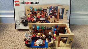 Lego Big Bang Theory set