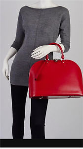 Louis Vuitton Alma GM- 100% authentic