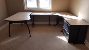 Office Desk Set
