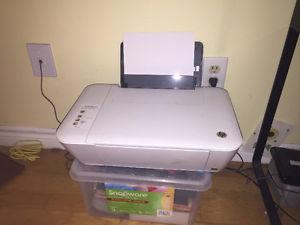 Perfectly functioning HP Desktop  Series Printer/Scanner