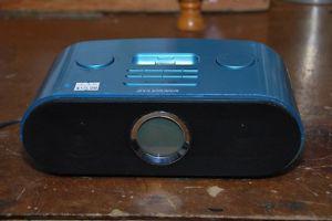 Phillips FM/iPod Player