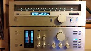 Sansui Amplifier & Tuner Home Stereo