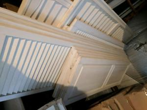 Sets of Shutters