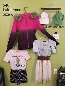 Size medium clothing lot