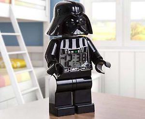 Star Wars Darth Vader Lego Man Alarm Clock