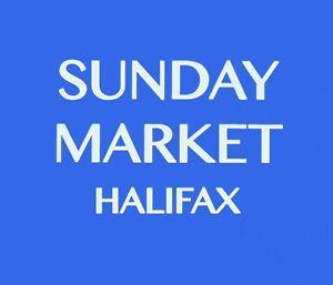 Sunday Market at the Halifax Forum