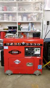 Tahoe 6.7kW Diesel Generator