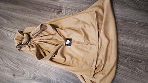 Tan ring sling with pocket