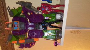 Transformers g1 reissue scorponck