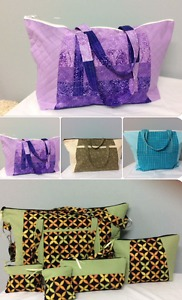 Travel and Cosmetic Bags