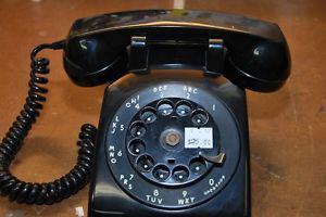Vintage Rotary Desk Phone