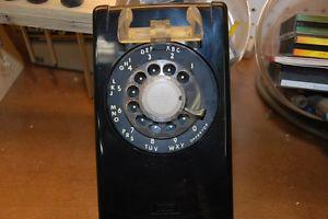 Vintage Rotary Wall Phone