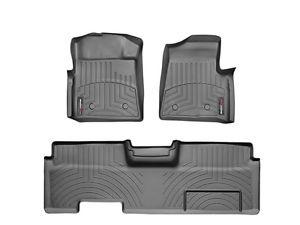 WEATHER TECH FLOOR MATS FORD F150