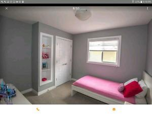 Wanted: NICE GIRLS BED SET ONLY $400