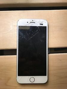 Wanted: iPhone 6S with cracked screen (eastlink)
