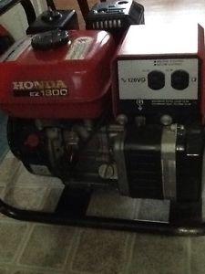 Watt Honda Generator