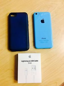 iPhone 5C with Bell / Case included.