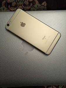 iPhone 6s plus Gold 32 GB