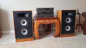 nad stereo system