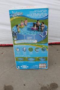 13' above ground pool