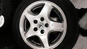 Acura All Season Tires + Rims (Set of 4)