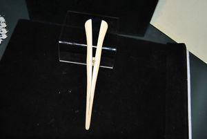 Antique Victorian Cow Bone Ladies Glove Stretcher Tongs