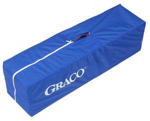 Blue Graco Pack n' Play Playpen
