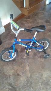 Boys Beginner Bike