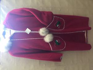 Brand new Aboriginal Hand crafted Jacket