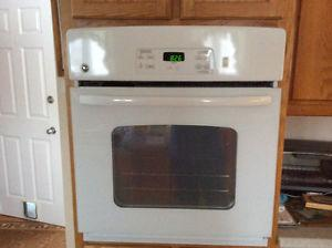 Built In Oven and Counter Top Stove