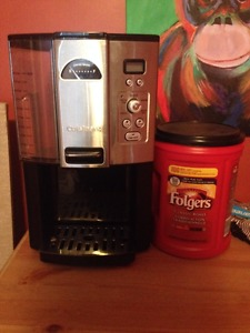 Cuisinart Coffee Maker (Comes with FREE coffee!)