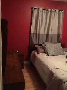 Full bedroom set