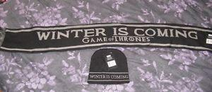 Game of Thrones Scarf and Touque - House of Stark