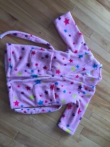 Girls bathrobe - sz 2/3