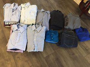 Huge Lot of Men's XL Clothes