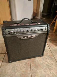 Line 6 spider III 30 watt guitar amp