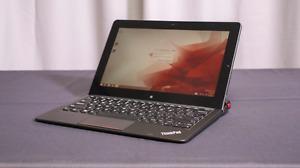 Mint Condition Lenovo ThinkPad Helix Laptop/Tablet Core i7