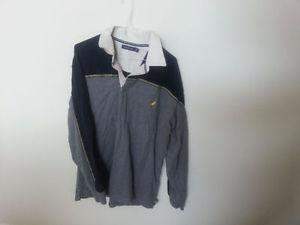Nautica Long Sleeve Shirt Sz XL