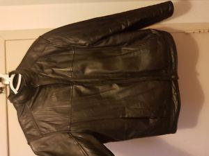 New Danier Leather Jacket
