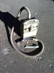 Old Vacuum, good for cleaning vehicles