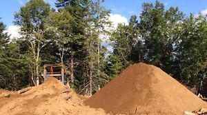 Orever Soils - Topsoil / Large Landscaping Stone