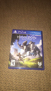 (PS4) Horizon - zero dawn. Trade or sell
