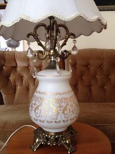 Pair of Vintage Lamps (2)