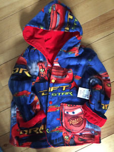 Reversible jacket size 4