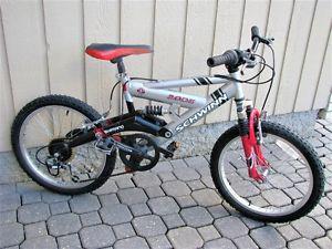 SCHWINN Boys Mountain Bike - 20 Inch wheels