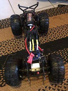 SCX10 Jeep Wrangler Unlimited Rubicon CRC
